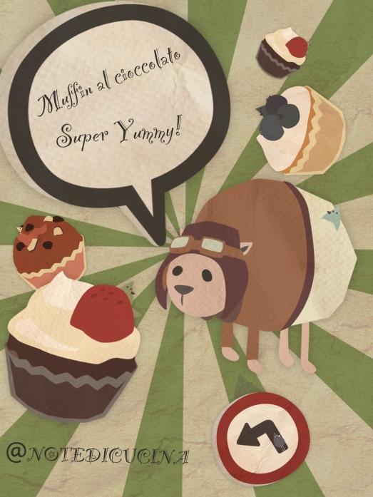 mostrillo muffins